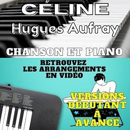 Céline de Hugues Aufray avec Chanson et Piano